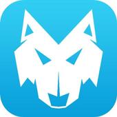 小狼信标 icon