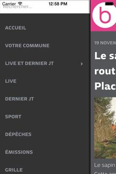 TéléBruxelles apk screenshot