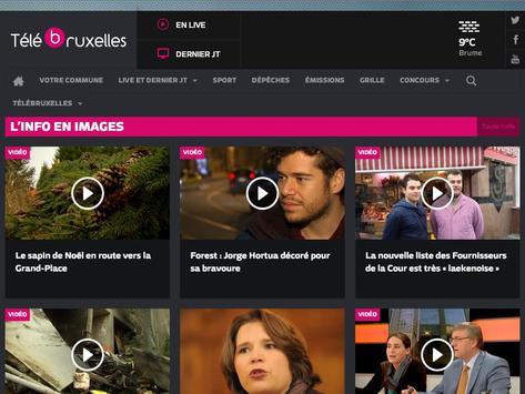 TéléBruxelles screenshot 2