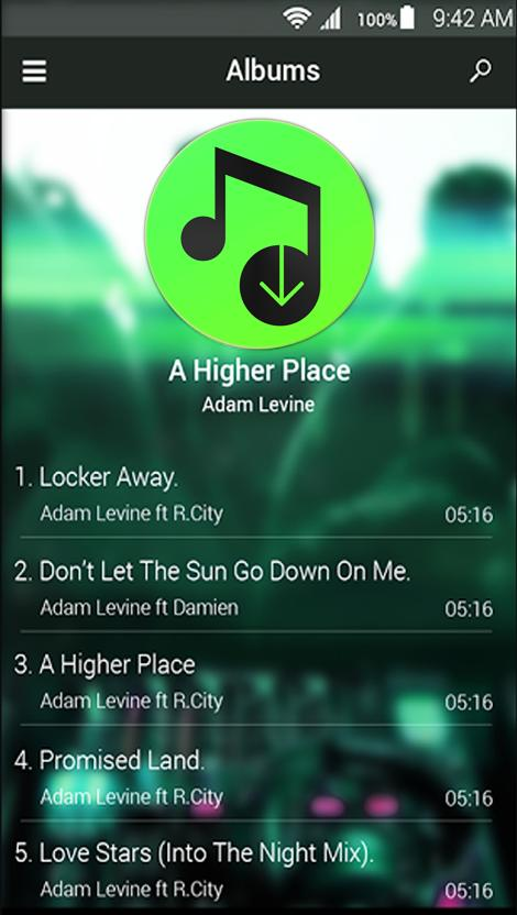Mp3 Player & Equalizer Music Player- Bass Booster for Android - APK