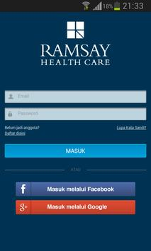 Ramsay Healthcare Indonesia poster