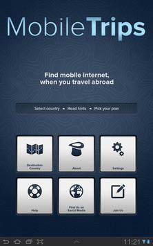 MobileTrips poster