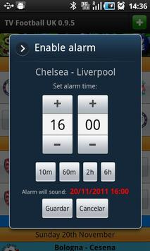 TV Football UK apk screenshot