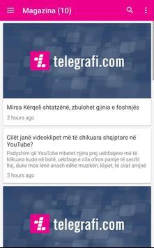 Telegrafi apk screenshot