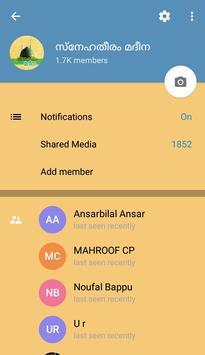 Telegram Prime screenshot 6