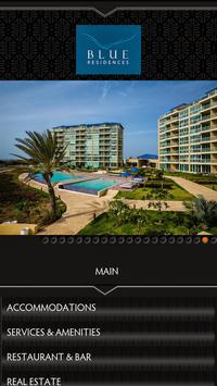 Blue Residences apk screenshot
