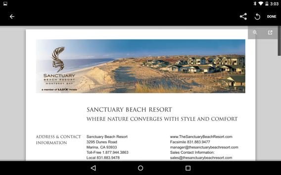 Sanctuary Beach Resort screenshot 13