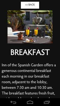 Spanish Garden Inn apk screenshot