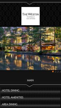 The Westin Riverwalk apk screenshot