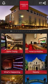 TownePlace Suites San Antonio poster
