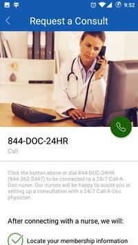 24/7 Call-A-Doc screenshot 1