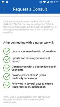 24/7 Call-A-Doc apk screenshot