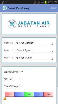 Jabatan Air Negeri Sabah screenshot 1