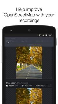 OpenStreetCam apk screenshot