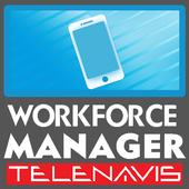 Telenavis WorkForce Manager icon