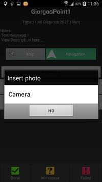 Telenavis WorkForce Manager apk screenshot