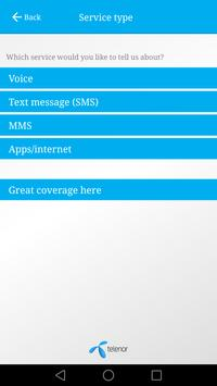 Telenor Network apk screenshot