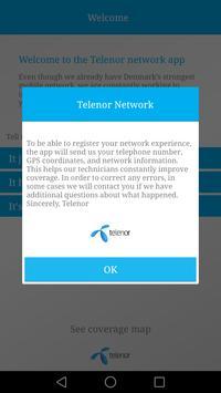 Telenor Network poster