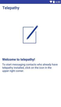 Telepathy apk screenshot