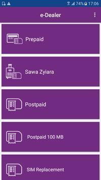e-Dealer App apk screenshot
