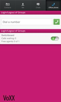 VoXX Mobile apk screenshot