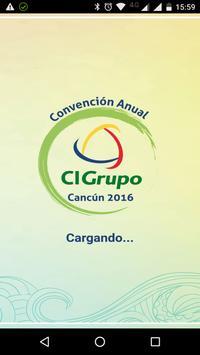 CI Grupo Convención 2016 poster