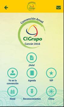 CI Grupo Convención 2016 apk screenshot