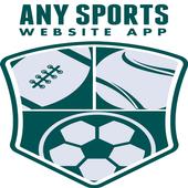 Any Sports Website App icon