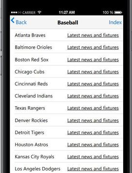 Any Sports Website App apk screenshot