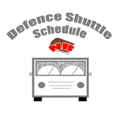 Defence Shuttle Schedule icon