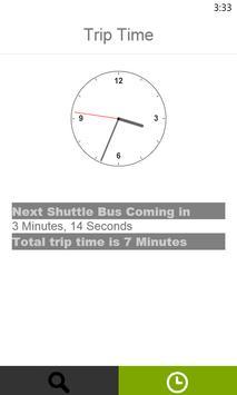 Defence Shuttle Schedule apk screenshot