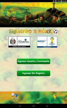 Mundomex Brasil 2014 apk screenshot
