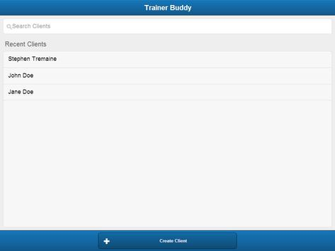 Trainer Buddy Preview screenshot 5