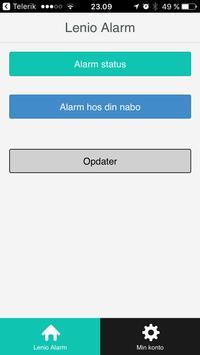 Lenio Alarm poster