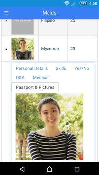 Employer Maid Agency apk screenshot
