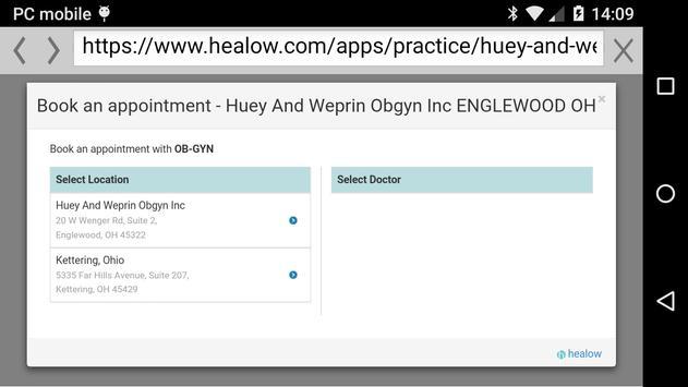 Huey & Weprin apk screenshot