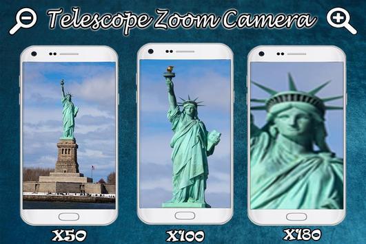 Real Telescope Big Zoomer HD - Free screenshot 1