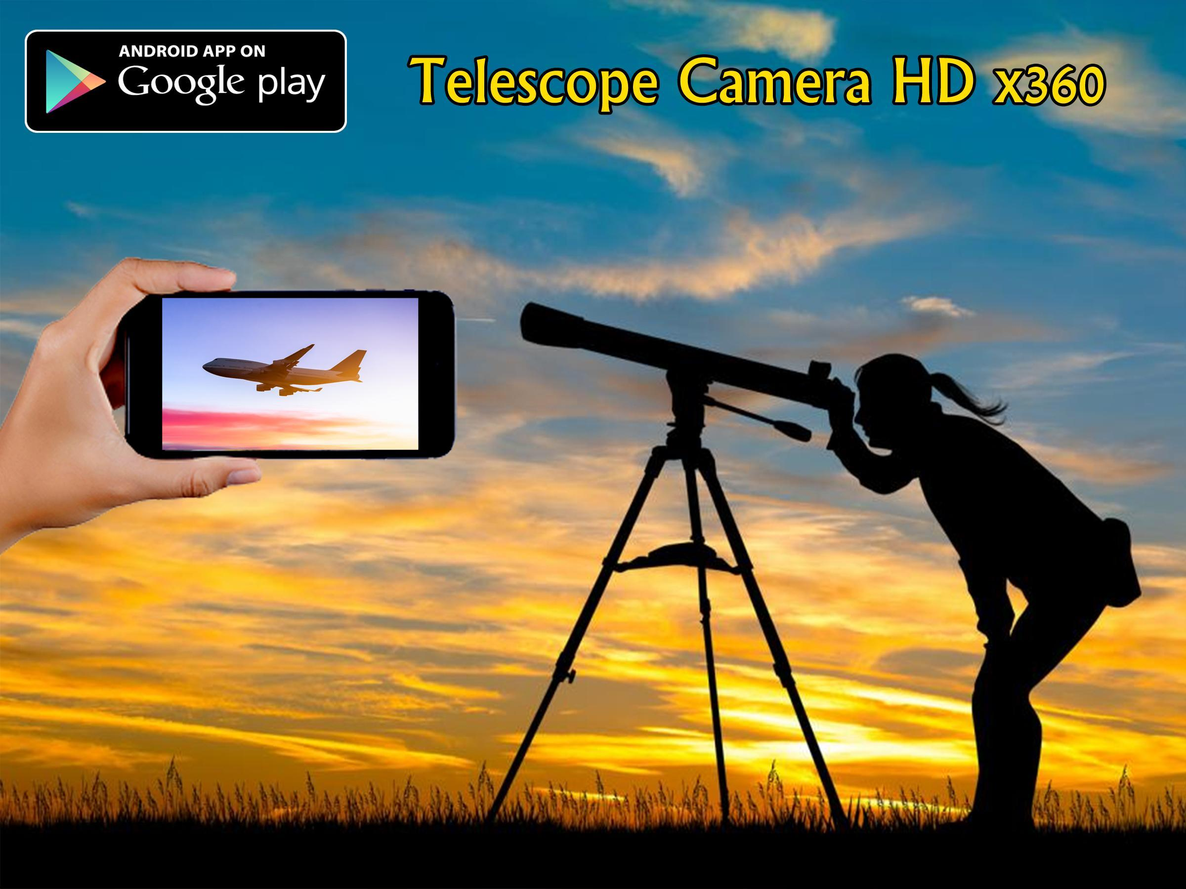 Super Zoom Real telescope HD 2018 for Android - APK Download