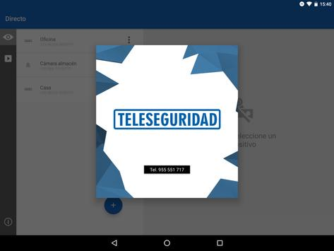 Teleseguridad EasyView apk screenshot