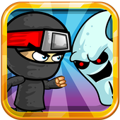 Ninja Ghost Hunted icon