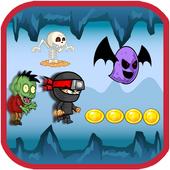 Shadow Ninja Adventure run icon