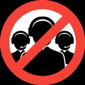 TeleSTOP call blocker icon