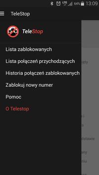 TeleSTOP call blocker apk screenshot