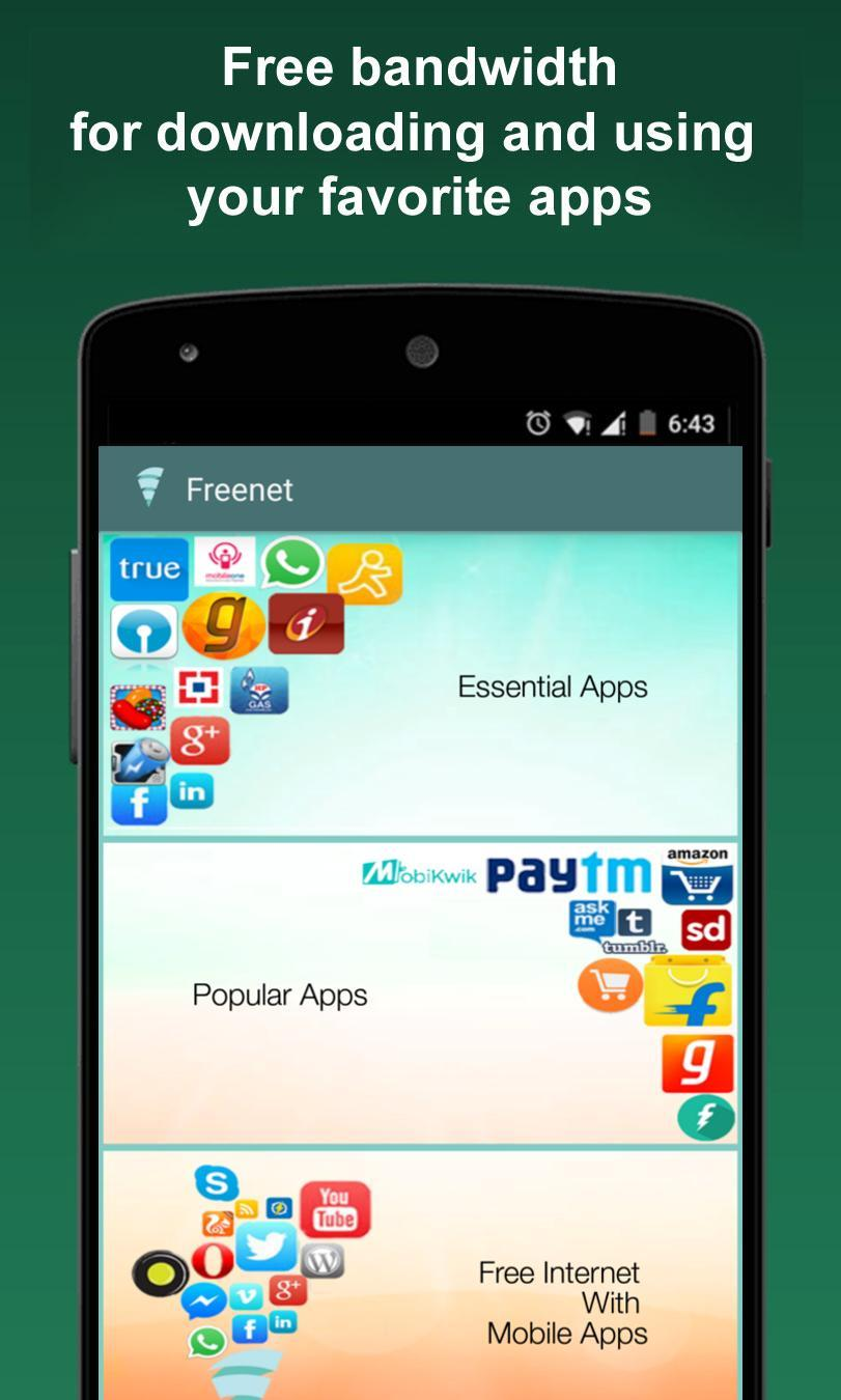 FREENET Free WiFi @ High Speed for Android - APK Download