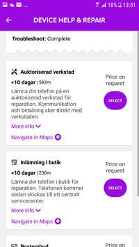 Telia Min Mobil screenshot 4