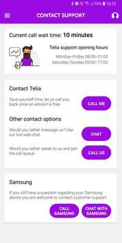 Telia Min Mobil screenshot 7