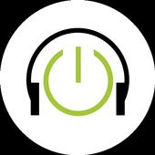 Power Button to Volume Button icon