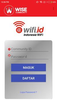 WISE Community apk screenshot