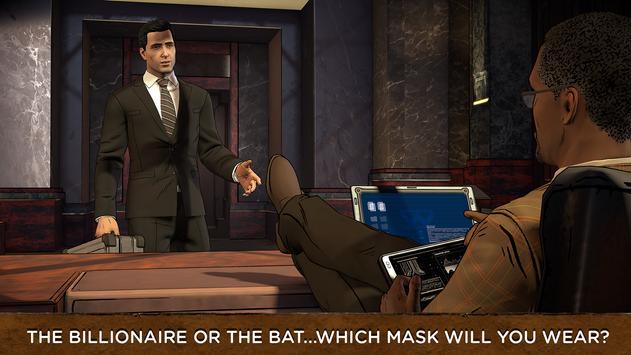 Batman: The Enemy Within screenshot 13