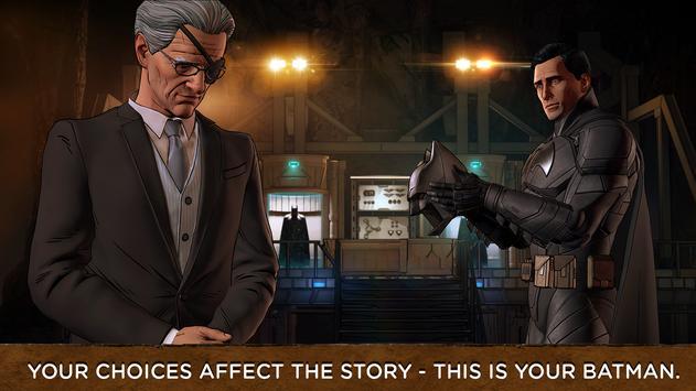 Batman: The Enemy Within screenshot 1